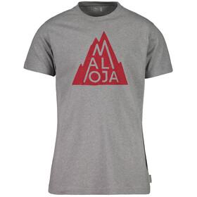 Maloja ChristianM. - T-shirt manches courtes Homme - gris